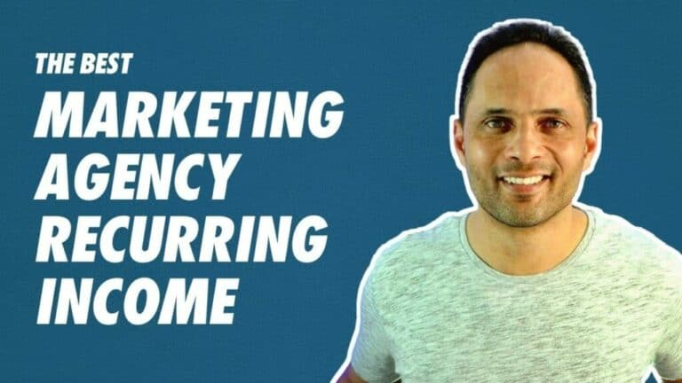 The Best Type Of Recurring Income For Your Marketing Agency